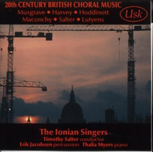 20th Century British Choral Music by Ionian Singers