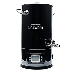 Northern Brewer – Gigawort Electric Boil Kettle – 4.4 Gallon For Homebrewing