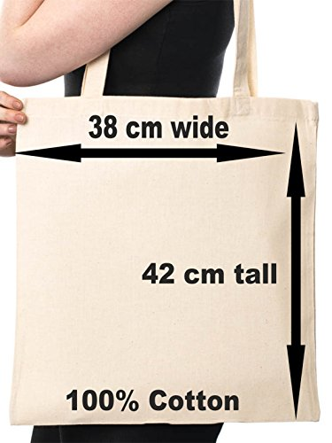 Cockapoo Bag Keep amp; Print4u Walk White Tote Shopping Calm Dog n1p0Ba