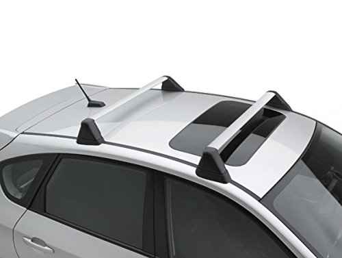 Genuine 2008-2014 Subaru Impreza WRX & STi Fixed Roof Rack Crossbar Kit OEM NEW E361SFG401