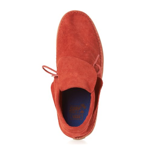 Vans Mohikan - Zapatillas de skate de tela mujer Naranja