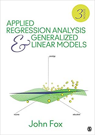 appiled linear regression This classic text on multiple regression is noted for its nonmathematical, applied,  and data-analytic approach readers profit from its verbal-conceptual.