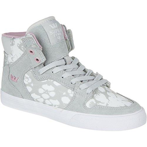 Supra SW28021 Damen VAIDER Grau WOMENS Sneaker 8rArEx