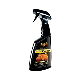 Meguiar's G18516 Gold Class Leather & Vinyl Cleaner - 16 oz.