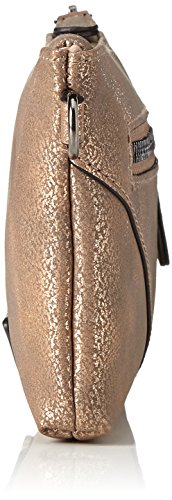 Clutch Pink Women's Bags Metallic 94 39 711 s Ros Oliver 7960 F0ZqT4g