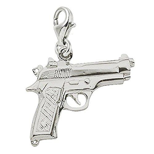 Sterling Silver Pistol - 4