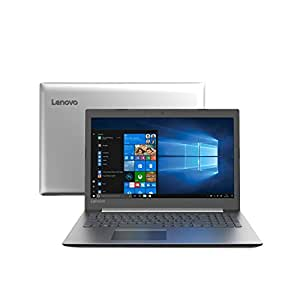 Notebook, Lenovo, Ideapad 330, Intel Core i3-7020U, 4GB, 1000, GB, 15.6 Polegadas, Windows 10, Prata