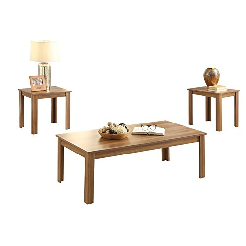 ACME Furniture 82926 3 Piece Malena Coffee 3 End Table Set,
