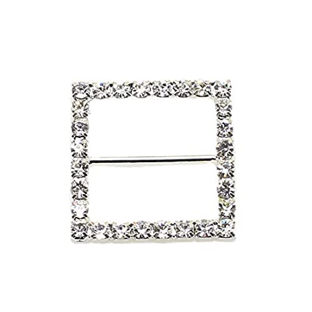 Trimming Shop Diamantes De Imitación Brillantes Cuadrado