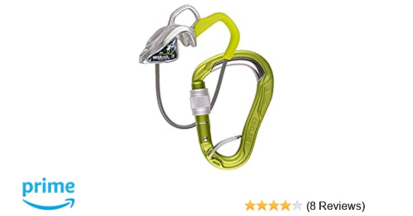 Set of four Eastern Mountain Sports Locking Carabiners