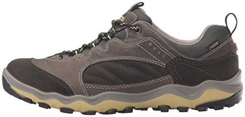ECCO Women's Ulterra Lo GTX Hiking, Dark Shadow/Popcorn, 40 EU/9-9.5 M US by ECCO (Image #5)