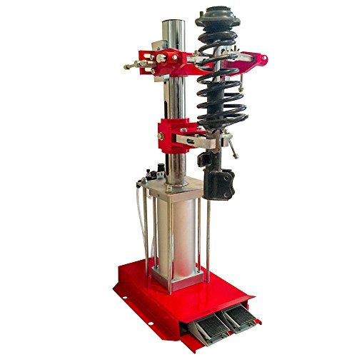 A-3 Ton Auto Struct Coil Spring Compressor Pneumatic