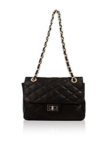 Pitti Handle Bags Shoulder Bag To Black