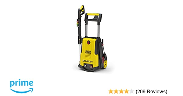 Stanley Shp2150 2150 Psi Electric Pressure Washer With