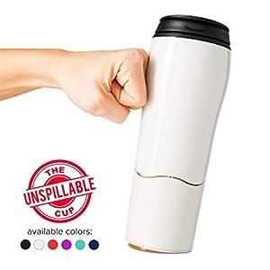 Mighty Mug Plastic Go Style Mug - Cream