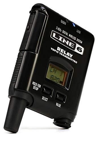Receiver Line - Line 6 TBP12 - Beltpack Transmitter