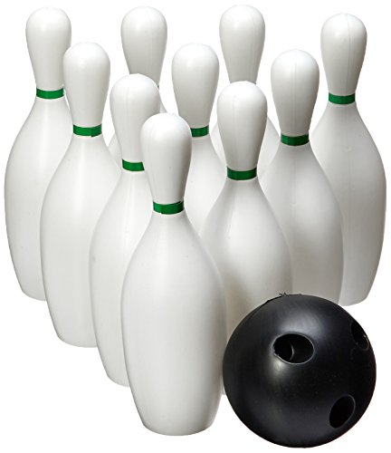 Oasis Supply Bowling Play Set Cake Topper Kit - 12 pc -