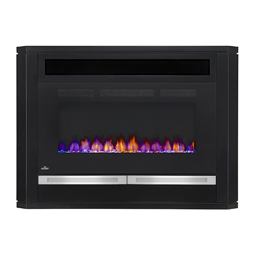Cheap Napoleon The Alanis 54 in. Electric Fireplace Entertainment Center Black Friday & Cyber Monday 2019