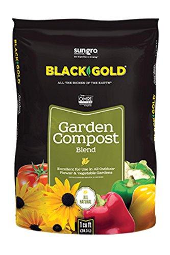 Black Gold Garden Compost Blend, 2 -