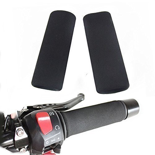 Strada 7 Motorcycle Foam Comfort Grip anti vibration Covers for BMW R 1200 RT Police S ST 45