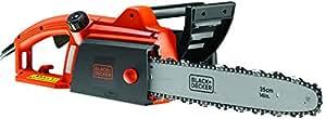 Black & Decker CS1835 - Motosierra electrica, 1800 W