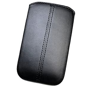 Funda Pochette de piel sintética L para Nokia E71
