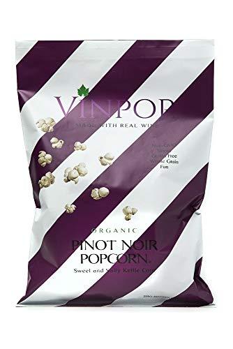 - VINPOP Organic Pinot Noir Popcorn