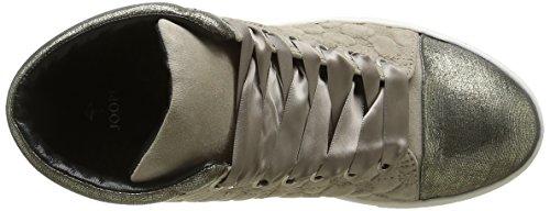 JOOP Daphne High Suede, Sneaker Donna Marrone (103)