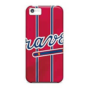 For Iphone Cases, High Quality Atlanta Braves For Iphone 5c Covers Cases