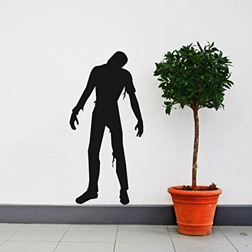 Zombie Wall Decal Design Two - 57