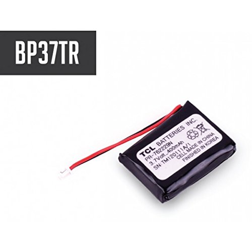 Battery Technology Replacement Battery (Educator E Collar E Collar Replacement Battery Li-Po Battery 3.7 400mAH- For ET 300/302 TX & RX, 400/402 RX, 900RX, 300TS TX & RX)