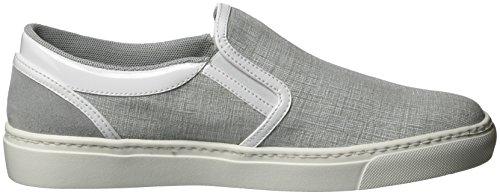 Bogner Signore Nuova Salisburgo 6f Pantofola Grigio (grigio)