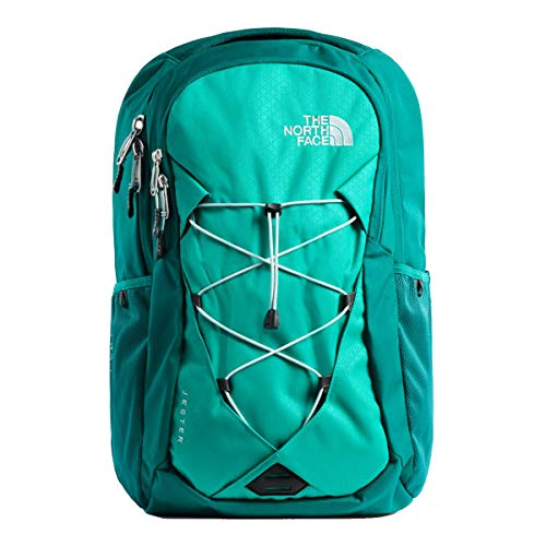 The North Face Women's Jester Laptop Backpack (Kokomo Green/Everglade)