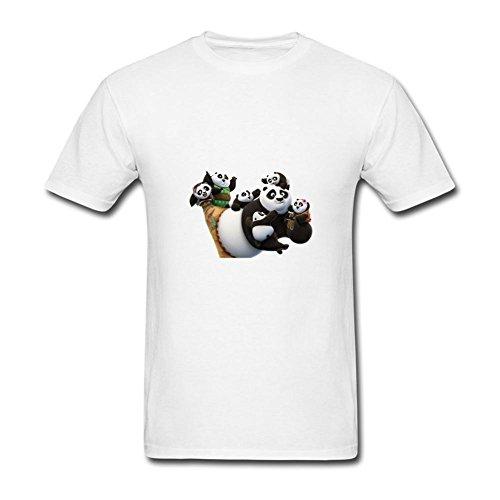 Men's Kung Fu Panda 3 T Shirts