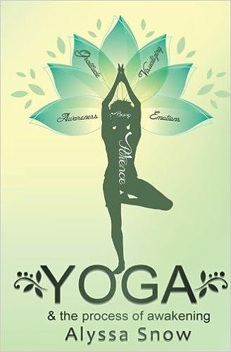 amazon yoga the process of awakening alyssa snow yoga