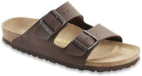 Birkenstock Women's Arizona  Birko-Flo Mocca Sandals - L8 M6 - Sandal Arizona Womens