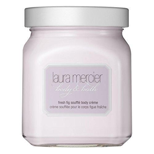 Laura Mercier Fresh Fig Souffle Body Creme for Women, 12 Ounce