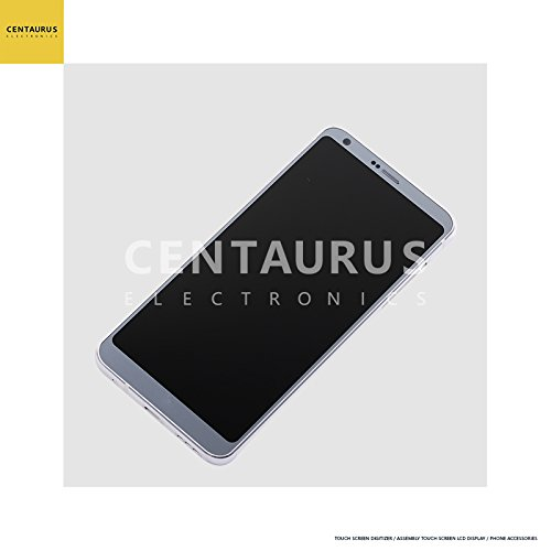 For LG G6 US997 LS993 VS998 VS998B VS998G VS998P VS998T VS998W AS993 G600S G600L G600K H870 H871 H870K H872 H892PR H873 New Frame LCD Display Touch Screen Digitizer Assembly by centaurus