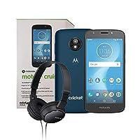 """Motorola. Celular Moto e5 Play/Cruise 16 GB 2 GB RAM 5.2"""" 1.4Ghz 8 MP Android 8.0 Oreo + Diadema Sony de Regalo"""