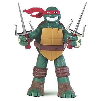 Teenage Mutant Ninja Turtles Battle Shell Raphael Action Figure 7