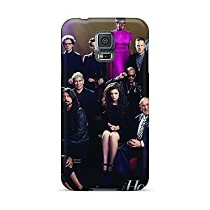 AlissaDubois Samsung Galaxy S5 Great Hard Cell-phone Case Customized High-definition Foo Fighters Image [Yro4448EeVz]