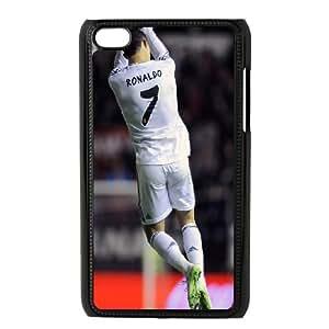 iPod Touch 4 Case Black Champions La Final Real Madrid Sdorq