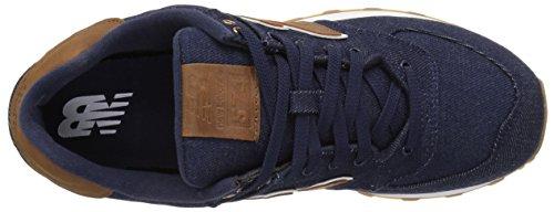 New Balance , Herren Sneaker blau marineblau