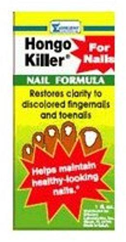- Hongo Killer Nail Formula 1 oz (Pack of 2)