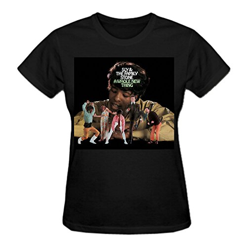 Sly Stone A Whole New Thing Women T Shirts - Olivia Dresses Holt