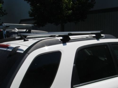 Tms 48 Quot Car Wagon Aluminum Roof Top Rail Rack Cross Bars