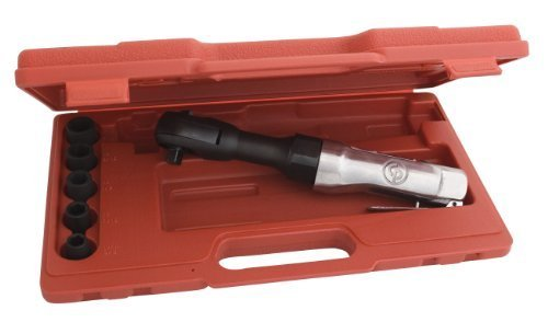 Chicago Pneumatic CP828K 3/8-Inch Heavy Duty Air Ratchet Kit by Chicago Pneumatic [並行輸入品] B0186MFZJO