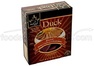 product image for Maple Leaf Farms Boneless Scored Duck Breast -- 12 per case.