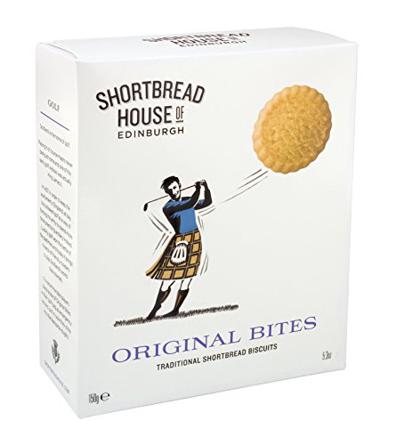 Original Shortbread Bites by Shortbread House of Edinburgh (5.3 ounce)