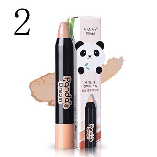 Face Highlighter Makeup Stick Face Contour Bronzer Concealer Stick